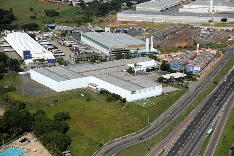Foto Aérea Casa do Lojista - Campinas - SP