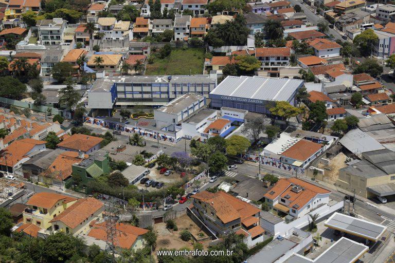 Fotos Aéreas Colégio Elias Zarzur - São Paulo