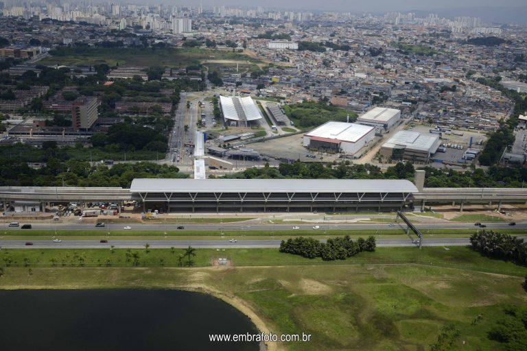 Fotografias Aéreas Linha 13 Jade