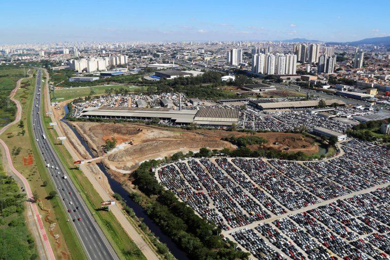Foto Aérea Terreno em Guarulhos
