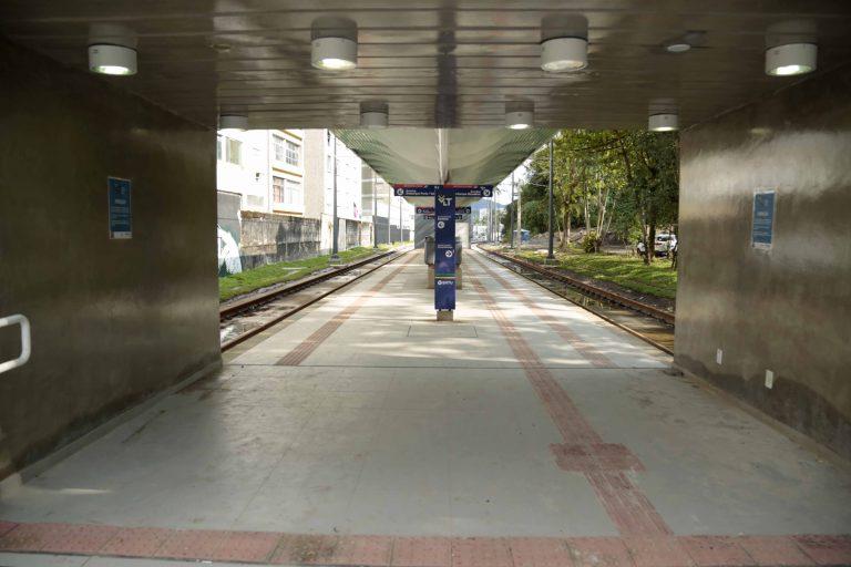 Fotografias obras VLT Santos