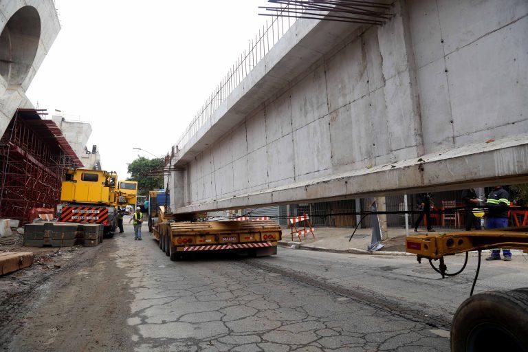 Fotos Obras Metro de São Paulo - SP