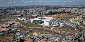 Fotos Aéreas Estadio Itaquerão São Paulo - SP